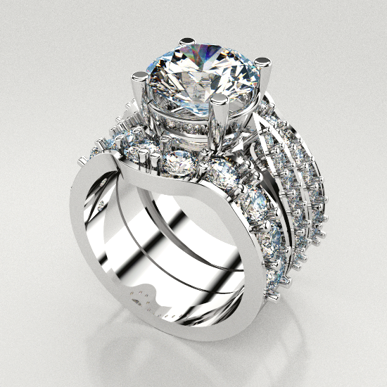 Gorgeous Silver Ring For Women