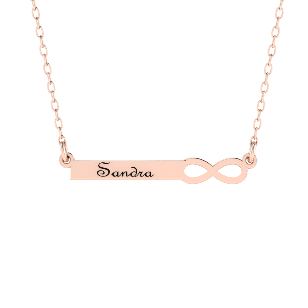 ENGRAVED NECKLACE