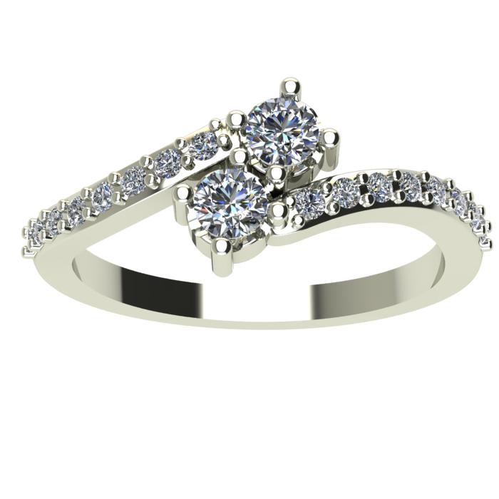 Royale Designer Fancy Cut Diamond Ring For Women