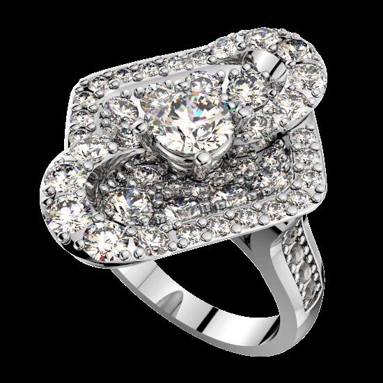 Ladies Customize Ring