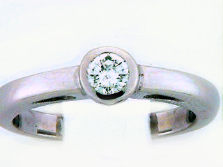 PT HEART SETTING RING