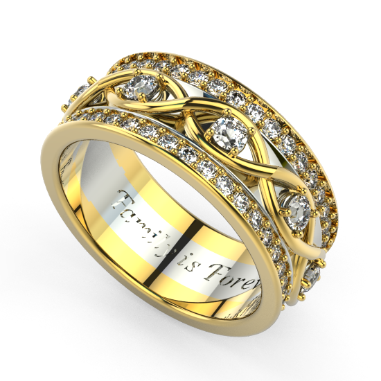 Ladies Fancy Ring